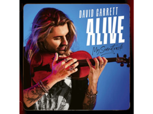 David Garrett - Alive My Soundtrack (CD)