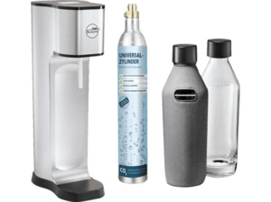 SODAPOP M806627 Joy Prestige Wassersprudler Silber