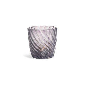 Teelichtglas Strudel