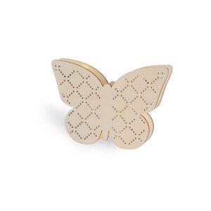 Lichtobjekt Schmetterling