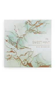 """PS """"Sweet Mint"""" Lidschattenpalette mit 9 Farben"""