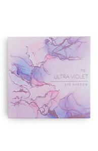 "PS ""Ultra Violet"" Lidschattenpalette mit 9 Farben"
