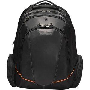 EVERKI Checkpoint Friendly Flight Laptop-Rucksack, reisefreundliches 16-Zoll Laptopfach, weich gefüttertes Fach für iPad/Kindle/Tablet, Kopfhörer-/Audiokabel Ausgang