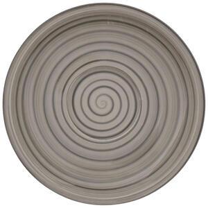 Villeroy & Boch Untertasse , 1042311310 , Grau , Keramik , handbemalt , 003407091802