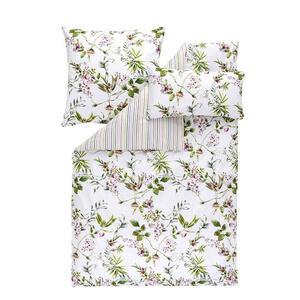 Estella Bettwäsche makosatin multicolor , 4761001-985 Alexa , Textil , Floral , 135x200 cm , Makosatin , hautfreundlich, bügelleicht, schadstoffgeprüft , 004142011201