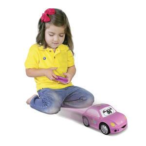 XXXLutz Fernlenkauto , 16-92003 VW NEW Beetle Rc , Pink , Kunststoff , 28.00x21.50x17.60 cm , schadstofffrei, Lichteffekte, Temporegelung,schadstofffrei, Lichteffekte, Temporegelung,schadstofffrei, L