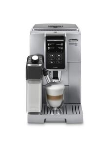 DELONGHI Dinamica Plus ECAM370.95.S silber Kaffeevollautomat (300 g Bohnenbehälter, 1,8 Liter Wassertank, TFT-Display, One-Touch, Milchaufschäumsystem)