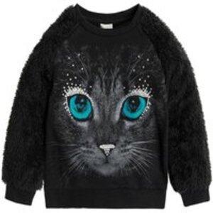COOL CLUB Kinder Pullover für Mädchen 158