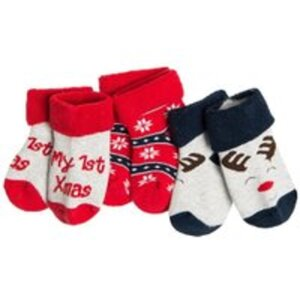 COOL CLUB Baby Socken 3er-Pack 16/18