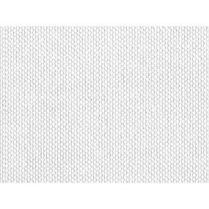A.S. Creation Glasfasertapete grob Weiß