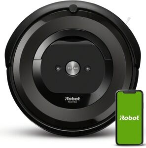 iRobot Saugroboter Roomba e5158, mit extra starker Saugleistung