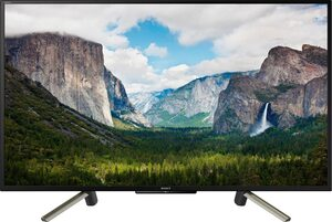 Sony KDL50WF665 LED-Fernseher (126 cm/50 Zoll, Full HD, Smart-TV)