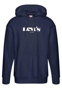 Levi's® Kapuzensweatshirt mit Logoprint