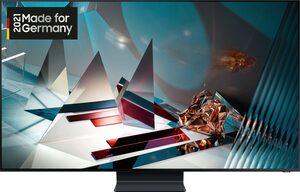 Samsung GQ65Q800T QLED-Fernseher (163 cm/65 Zoll, 8K, Smart-TV)