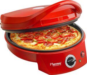 bestron Pizzaofen APZ400, Ober-/Unterhitze