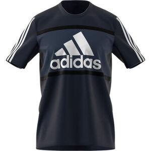 adidas T-Shirt, Print, Logo, für Herren