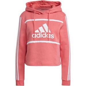 adidas Hoodie, Logodetail, für Damen