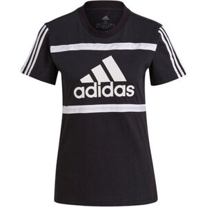 adidas Shirt, Logodetail, für Damen