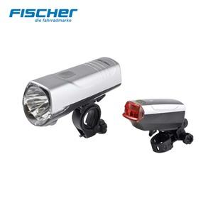 LED-Beleuchtung 30/15 Lux Lichtleistung, LED-Lebensdauer ca. 50.000 h, inkl. Batterien und Halter