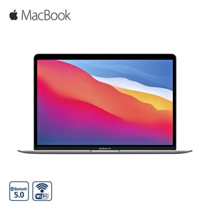 "MacBook Air 13"" jetzt mit dem Apple M1 Chip · super schnelle 8-Core CPU · Retina-Display · Force Touch Trackpad für präzise Zeigersteuerung · beleuchtetes Magic Keyboard · FaceTime HD Kamera m"