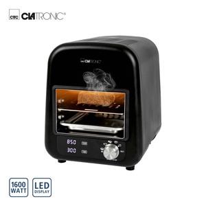 Elektro-Beef-Grill EBG 3760 • professioneller Oberhitze-Grill • bis 850 °C Premium-Grilltemperatur • 5 Grillprogramme • Nachgar-Funktion • Grillfläche: ca. 24,5 x 16 cm