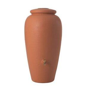 Garantia Regenwasser-Amphore 300 l Terracotta