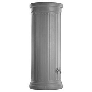Garantia Regenwasser-Säulentank 330 l Steingrau
