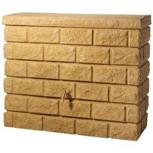 Garantia Wandtank Rocky 400 l Sandstone