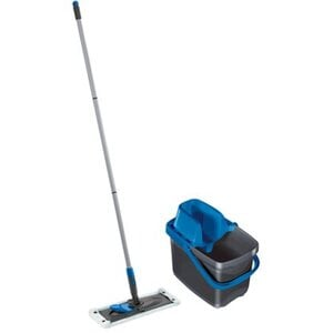Leifheit Bodenwischer Set Combi M Grey Blue