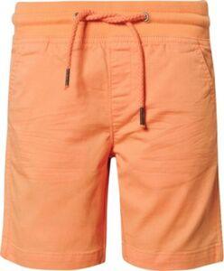 Shorts  von Oklahoma Premium Denim orange Gr. 146/152 Jungen Kinder