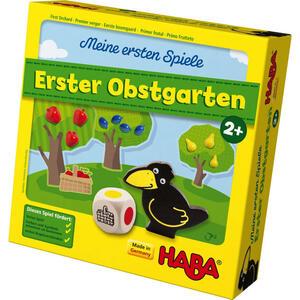 Haba Erster obstgarten , 4655 , Multicolor , Holz, Karton , 22.5x7.3x22.4 cm , 005423040706