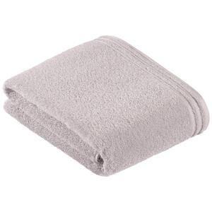 Vossen Badetuch 100/150 cm , 8807/2321 Calypso Feeling , Hellgrau , Textil , Uni , 100x150 cm , Frottee , saugfähig, hochwertige Qualität , 003355046208