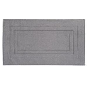 Vossen BADEMATTE Dunkelgrau 60/100 cm , 8111/1200 Vossen Feeling , Textil , 60x100 cm , Frottee , für Fußbodenheizung geeignet , 003355046617