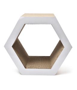 Dehner Lieblinge Kratzpappe Hexagon