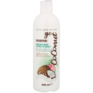 Coconut Care Shampoo You Gotta Love Nature
