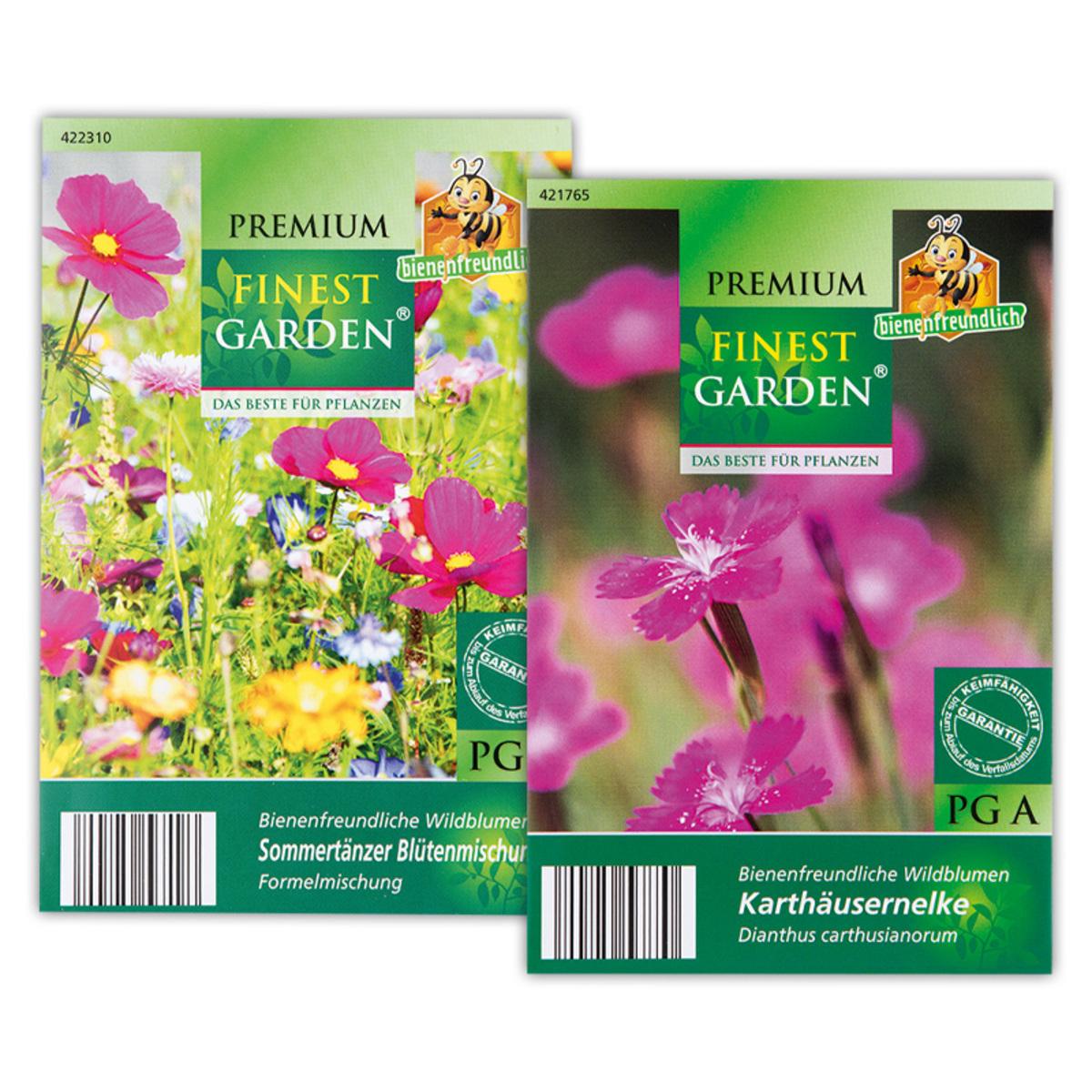Bild 1 von Finest Garden Blumenmischung Biene & Co.