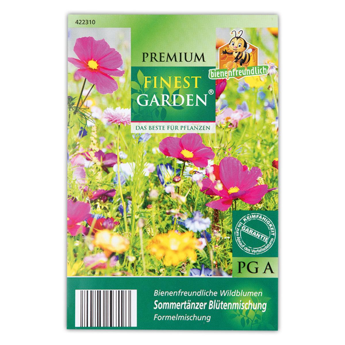 Bild 2 von Finest Garden Blumenmischung Biene & Co.