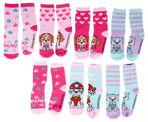 Mädchen Socken Paw Patrol