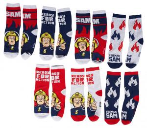 Jungen Socken Fireman Sam