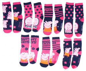 Mädchen Socken Peppa Pig