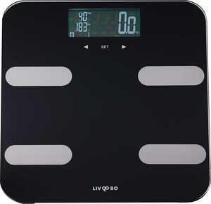 LIV&BO®  Digitale Körperfettwaage