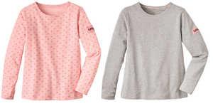 KUNIBOO®  Mädchen-Langarm-Shirts