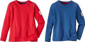 KUNIBOO®  Kleinkinder-Langarm-Shirts