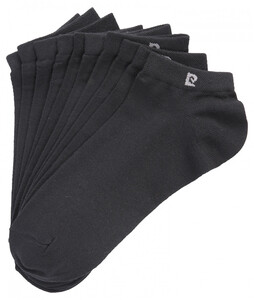 Sockswear Herren Sneaker 5er-Pack Pierre Cardin, schwarz