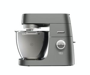 Kenwood Küchenmaschine KVL 8320.S CHEF XL Titanium, 1.700 Watt, 6,7 Liter Füllmenge