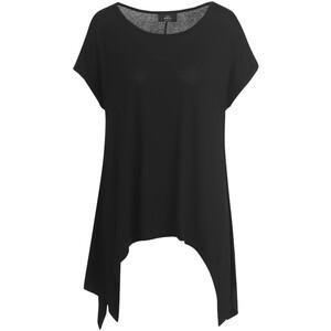 Damen T-Shirt im Zipfel-Style