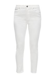 Damen Skinny Fit: 7/8-Stretchjeans
