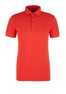 Herren Poloshirt aus Baumwollpiqué