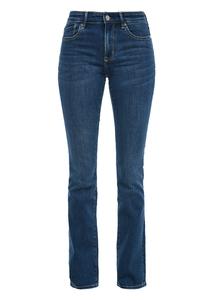 Damen Slim Fit: Bootcut leg-Denim