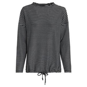 Damen Sweatshirt mit Tunnelzug